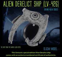 Eaglemoss Alien & Predator Collection: Alien Derelict Ship (LV-426) New Boxed