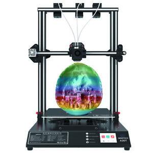 Imprimante 3D Geeetech A30T 3 en 1 sur trois extrudeuses 3 couleurs mixtes