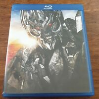 Transformers Revenge of the Fallen Bluray VERY GOOD - FREE POST