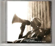 (HH379) Chapman, The Amplification Of Mr Ballad - 2009 CD