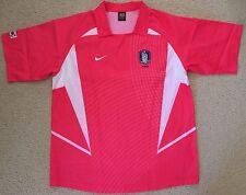 New Mens Authentic KOREA Soccer Jersey Football Shirt Nike Size XL Made in Korea