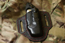Leather holster , pancake , sheath for Cold Steel Spartan