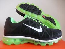 Nike Black Nike Air Max 2011 Athletic Shoes for Men for Sale