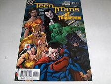 Teen Titans #17 DC Comics 1st print Superboy Kid Flash Robin Wonder Girl Rave
