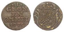 Netherlands - Groningen - Duit 1770