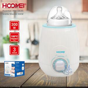 Scaldabiberon latte Scalda Biberon pappa 300W Temperatura Regolabile Sterilizza