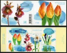 ESTONIA MNH 2003 Flowers Booklet