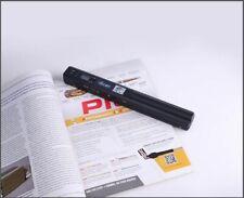 New Handheld Mobile Document Portable Scanner 900DPI Color & Mono JPG/PDF