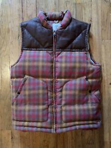 Timberland x Pendleton Down Puffer Vest
