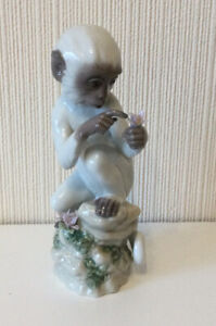 Lladro Zodiac Figure 'The Monkey' Issued 2003