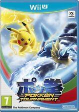 Nintendo Pokkén Tournament per Wii U Versione Italiana