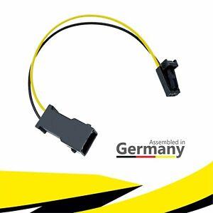 Adapter Kabel für AUDI Stecker 893971632 LOGO LIGHT Original LED Innenleuchten