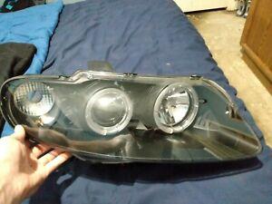 2004 2005 2006 Single Pontiac GTO Halo Headlight (Passenger Side) Sk3301-ptgt04