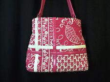 Vera Bradley Twirly Birds Tote Bag