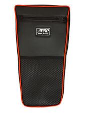 PRP Seats RZR Center Bag Black/Red Vinyl Polaris RZR S900 XP1000 800 S800