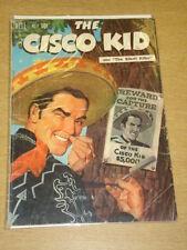 CISCO KID #3 G (2.0) DELL COMICS APRIL 1951