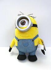 "Despicable Me Minion Stuart Large Goggle Plush Stuffed Toy 10"""