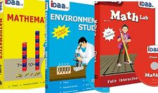 Educational CDs / DVDs for Class 6, Combo of 3, Maths,Science & Activity-CBSE