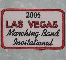 Las Vegas Marching Band Invitational 2005 Patch
