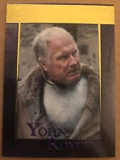 GAME OF THRONES - SEASON 7: GOLD PARALLEL BASE CARD: CARD 64 - YOHN ROYCE