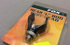 Fox Rear U Rod Rest Head BB7392 Rutenhalter Butt Grip Rutenauflage