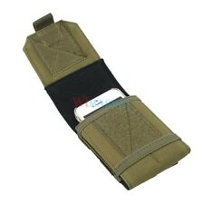Army Green Tactical Outdoor MOLLE Mobile Phone Bag Pouch Case for Iphone 5s 5 4s