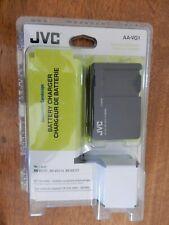 Genuine  JVC AA-VG1 Battery Charger for BN-VG107, BN-VG114, BN-VG121