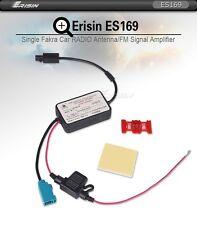 Erisin ES169 Signle Fakra Car Radio Antenna/FM Signal Amplificatore Adattatore