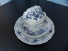 Meissen Kaffeegedeck Blaue Blume Nr 2