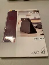 Snap View ipad Air 2 Case Logic Maroon Color
