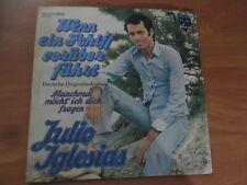 70er Jahre - Julio Iglesias - Wenn ein Schiff vorüberfährt