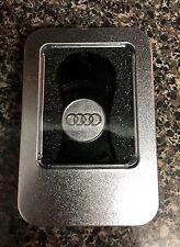 2017 BRAND NEW EDC Audi Logo Fidget Hand Spinner Steel Torqbar 🇺🇸USA FAST SHIP