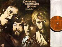 CREEDENCE CLEARWATER REVIVAL pendulum (uk 1970s reissue) LP EX-/VG FT 508