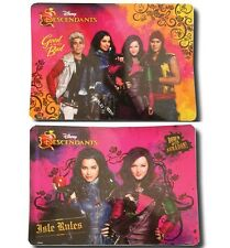 1 SET DE TABLE DESCENDANTS DISNEY 41 X 29 DECO