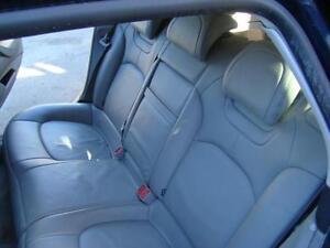 CITROEN C5 GREY LEATHER SEATS & DOOR TRIMS X7, WAGON 09/08-12/11