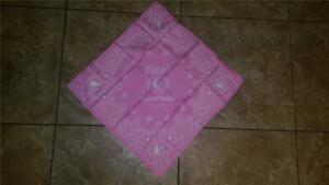 Tito's Handmade Vodka Bandanna (Pink Breast Cancer) NEW!!!