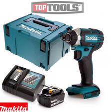 Makita DTD152Z 18 V Controlador Imapct con 1 X 4Ah Batería, Cargador, Estuche Y Embutido