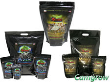 Xtreme Gardening - Azos, Mykos & Mykos Roots Paks Natural Root Enhancers
