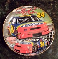 Jeff Gordon 24 Dupont Snickers Chevy Monte Carlo Hunter Collector Plate New