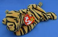 Stripes Ty Beanie Baby Tiger 4th gen errors PVC Nurnberg MWMT June 11 1995 #4065