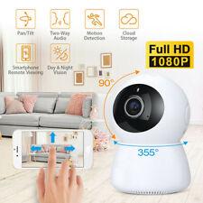 1080P HD WIFI IP Camera Motion IR Cam Wireless Indoor Home Security Smart C J_es