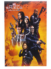Marvel's Agents Of Shield SDCC Comic Con Exclusive Poster ABC Mike Perkins
