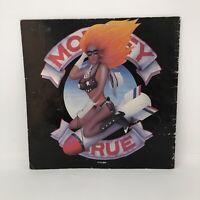 Motley Crue -1987 Girls Girls Girls World Tour Japan 87/88 Tour Book Tyler