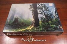 Early Springbok Jigsaw Puzzle Redwood Forest 350 Piece Sealed