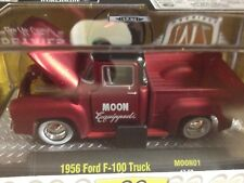 1:64 M2  Mooneyes  1956 Ford F-100 Truck ( 3880 Made )