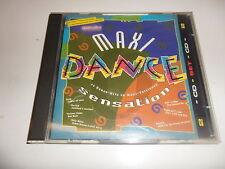 CD maxi Dance Sensation 6