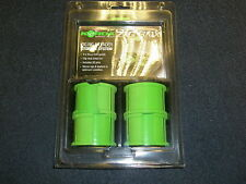 Korda Zig Rig Storage Box + 4  Foam spools Carp fishing tackle