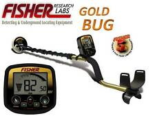 Fisher Gold Bug Metal Detector-Great Super Light Gold Detector-FREE Shipping