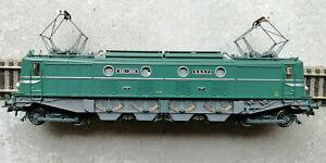 loco roco 2D2 9108 SNCF HO analogique ref 62478