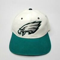 Vintage Starter Philadelphia Eagles NFL Team The Right Hat Snapback Hat